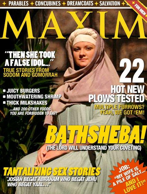 Bible as Maxim
