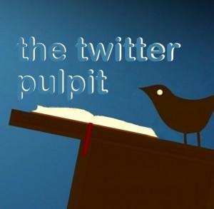 Twitter pulpit