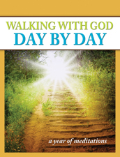 Walking with God cover