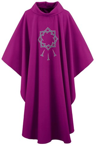 thorns chasuble