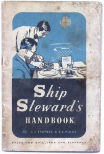 ship steward