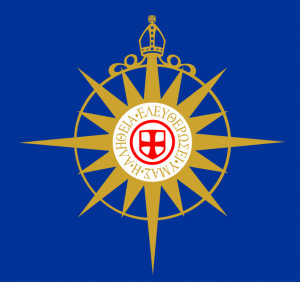 Anglican Compass Rose