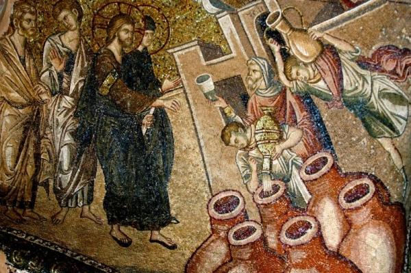 Cana mosaic