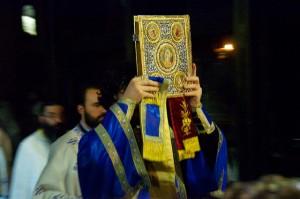 deacon and gospel