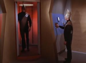 disintegration booth
