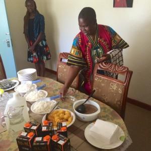 lunch at all saints nairobi