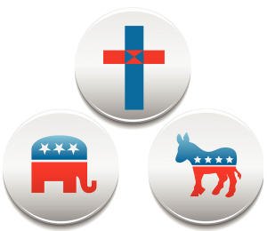 politics and the cross