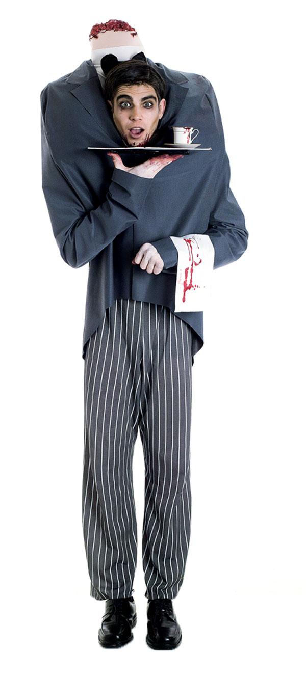 headless costume
