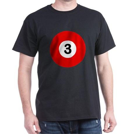three ball tshirt