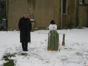 Snow-priest