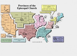 Episcopal Church provinces