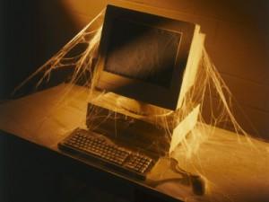 computer cobwebs