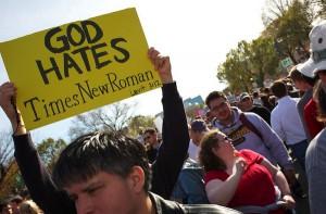 God hates Times New Roman
