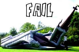 church fail
