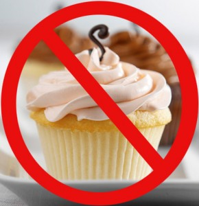 cupcakes banned