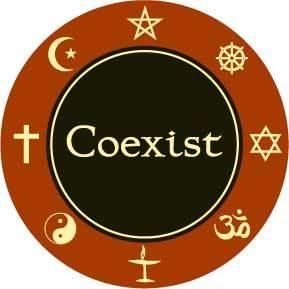 Interreligious symbols