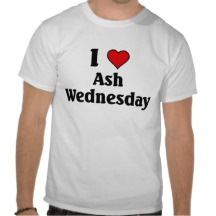 I love Ash Wednesday