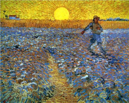 Van Gogh Sower