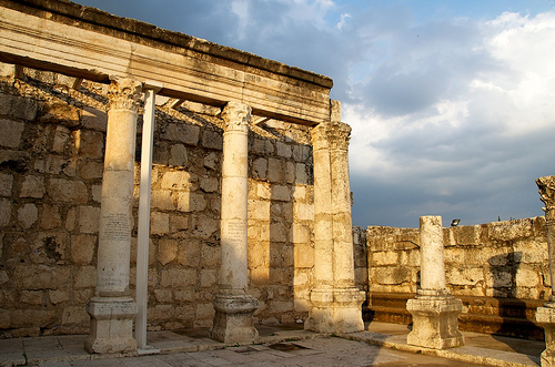 Synagogue at Capernaum