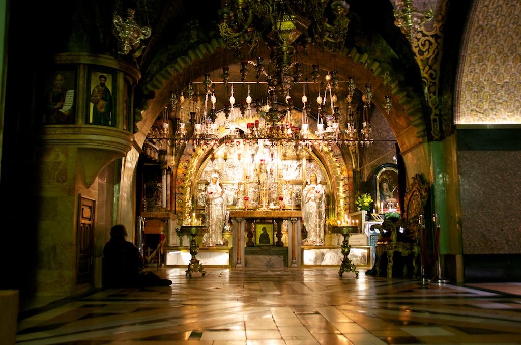 Golgotha Chapel