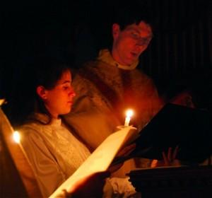 Great Vigil fire