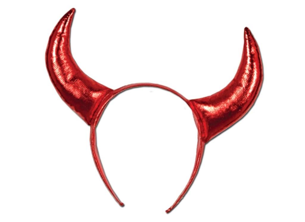 satan horns