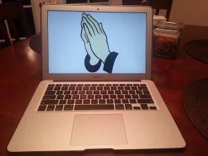 computer prayer