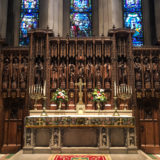 Calvary Pittsburgh high altar