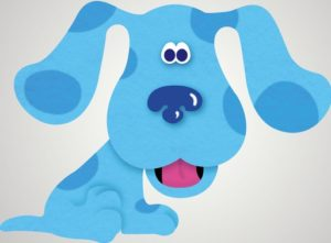 Blue the Dog