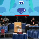 Blues Clues at General Convention