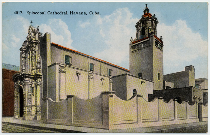 Episcopal Cathedral Havana
