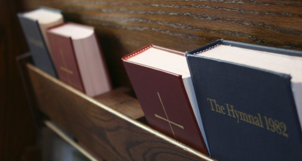 BCP hymnal