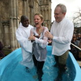 Abp York baptism